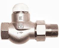 """Клапан термостатический полнопроходной  прямой 3/4""""  ГЕРЦ-TS-E (Австрия)"""