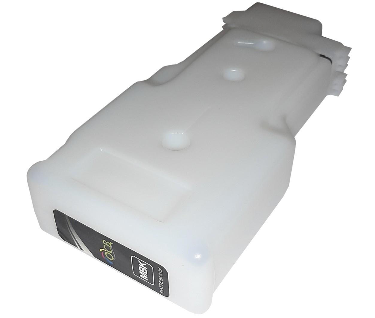Перезаправляемый картридж Ocbestjet для плоттеров Canon TM-200/300 с чипом PFI-120/320 Matte Black (300 мл)