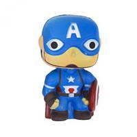 """Игрушка-антистресс с ароматом """"Squishy Супергерой: Капитан Америка""""  sco"""