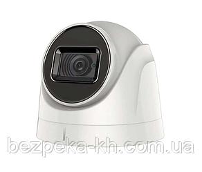 5.0 Мп Turbo HD широкоугольная видеокамера DS-2CE56H0T-ITPF (2.4 мм)