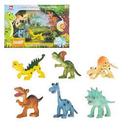 "Набор фигурок ""Динозавры""  sco"