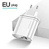 Быстрая зарядка KUULAA Quick Charge 3,0, 36 Вт USB/PD, фото 3