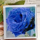 """Глицериновое мыло """"Голубая роза"""", фото 2"""