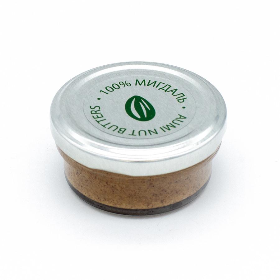 100% миндальная паста 50г, натуральная, всегда свежая, украинский живой миндаль, без добавок