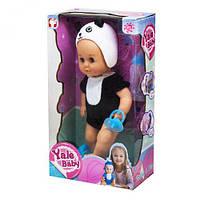 """Функциональный пупс """"Yale Baby: Панда""""  scs"""