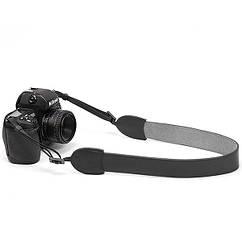 НОВИНКА !!! Универсальный кожаный ремень для фотоаппарата CAM-IN.