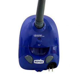 Пилосос Rotex RVB01 - P Blue