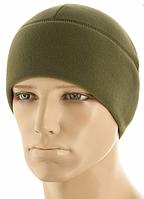 Зимняя тактическая шапка Watch Cap Premium флис (225г/м2) цвет олива (40021038) M(57-58)