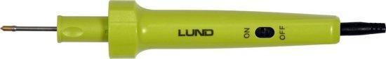 Термонож сетевой для пенопласта с 3 режущими насадками LUND 78894 (Польша)