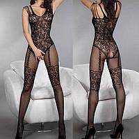 Эротичный комбинезон Dominica, Сексуальный боди, женское эротическое белье , Сексуальный женский комбинезон