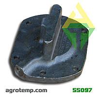 Крышка подвода масла Т-150 151.37.319-1Б