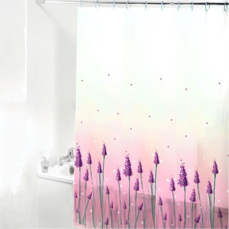 Шторка-фіранка для ванни/душа 180х180 PEVA (N12)