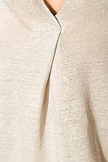 Блуза женская 516F480 цвет Оливковый, фото 2
