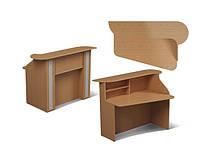 Готовая мебель для приемной офиса Модус (1524х937х1126) М 3.10.14