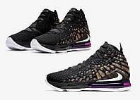 "Подростковые кроссовки Nike Lebron 17 ""Lakers"""