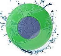 Беспроводная водонепроницаемая колонка bluetooth iShower Хит 2015 года! Зеленая
