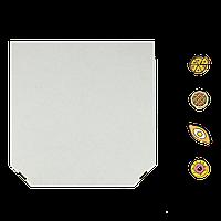 Коробка для пиццы, 32 см белая, 320*320*35, мм (1уп/50шт)