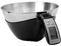 Весы кухонные Constant электронные с миской до 5кг и мерной шкалой (цветной корпус) Dynasty