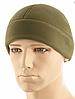 Зимняя тактическая шапка из плотного флиса цвет олива 40020102
