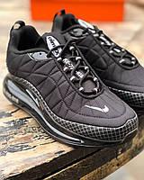 ⭐️ Кроссовкаи черные Nike MX 720 818 Black 100%⭐️