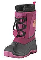 Зимние сапоги для девочки Reima Yura 569356-3690. Размеры 20/21 - 36/37., фото 1