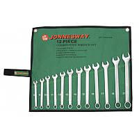 Набор комбинированных ключей 12 предметов Jonnesway W26112SB (Тайвань)