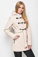 Кашемировое пальто  с капюшоном  VOL ange -17488, фото 1