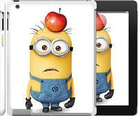 "Чехол на iPad 2/3/4 Миньоны v10 ""2968c-25"""