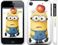 "Чехол на iPhone 3Gs Миньоны v10 ""2968c-34"""