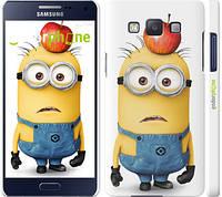 "Чехол на Samsung Galaxy A5 A500H Миньоны v10 ""2968c-73"""
