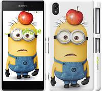 "Чехол на Sony Xperia Z2 D6502/D6503 Миньоны v10 ""2968c-43"""