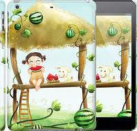 """Чехол на iPad 5 (Air) Девочка с арбузом """"2957c-26"""""""