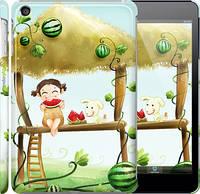 """Чехол на iPad mini 2 (Retina) Девочка с арбузом """"2957c-28"""""""