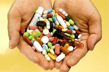 Сучасні ветеринарні антибіотики.