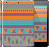 """Чехол на iPad 5 (Air) Узор v18 """"2956c-26"""""""