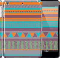 """Чехол на iPad mini Узор v18 """"2956c-27"""""""