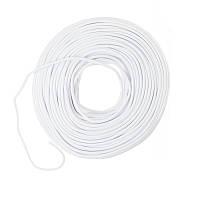Провод тканевый немецкого производства белый, фото 1