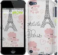 "Чехол на iPod Touch 5 Paris 5 ""2955c-35"""