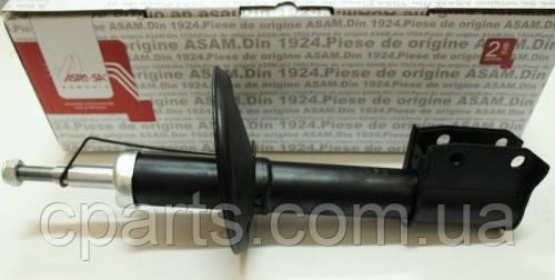 Амортизатор передний газомасляный Dacia Logan MCV (Asam 30150)(среднее качество)