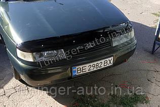 Мухобойка, дефлектор капота Ваз/Lada - 2110/2111/2112 1995-2007 (ANV)