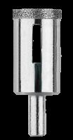 Сверло алмазное трубчатое 25 мм