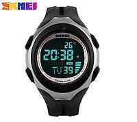Часы Skmei D0953-57 часы с термометром Black