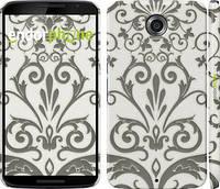 """Чехол на Motorola Nexus 6 Versace 1 """"456c-67"""""""