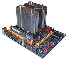 Комплект X79-2.72 + Xeon E5-2643 + 8 GB RAM + Кулер, LGA 2011