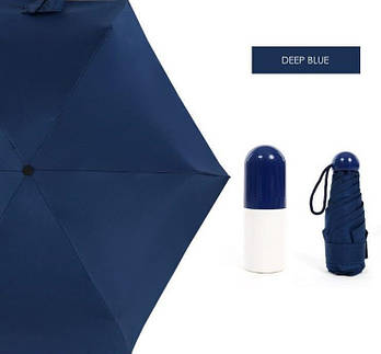 Мини зонтик в футляре