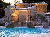 Построим Бассейн с водной горкой и Водопадом., фото 7
