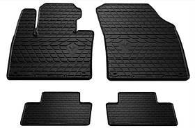 Коврики резиновые в салон Volvo XC90 2014- (4 шт) Stingray 1037034