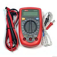 Электроизмерительный прибор Цифровой мультиметр тестер UNI-T UTM 133C (UT33C) измерить постоянное напряжение
