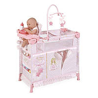 Манеж 53029 для куклы - детский игровой набор
