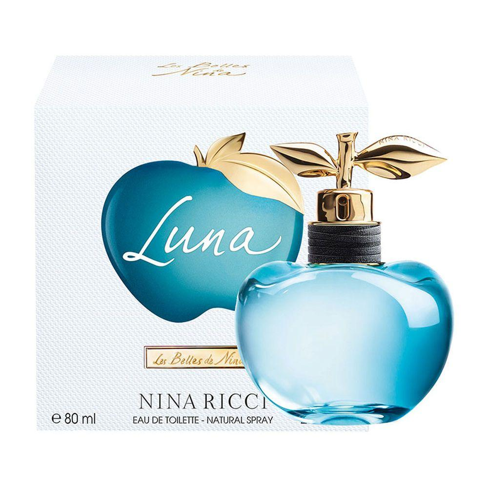 Nina Ricci Luna Les Belles De Nina Туалетна вода 80 ml ( Ніна Річі Місяць )